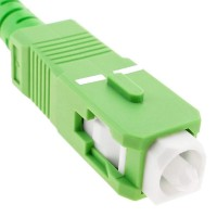 Cable Fibra Optica 2m OS2 SC/APC-SC/APC 9/125 Mono