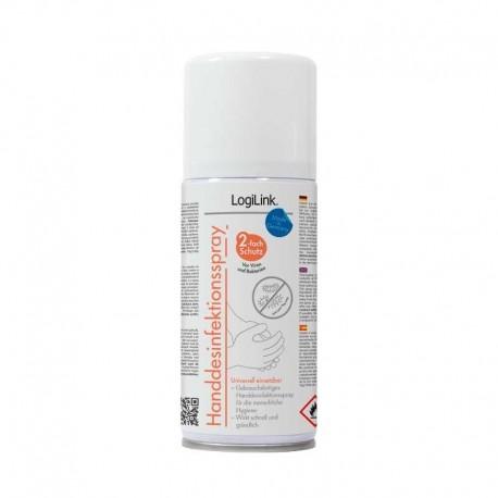 Logilink spray desinfectante RP0019 manos - 150ml