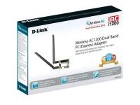 D-Link Wireless AC1200 DWA-582 - Adaptador de red