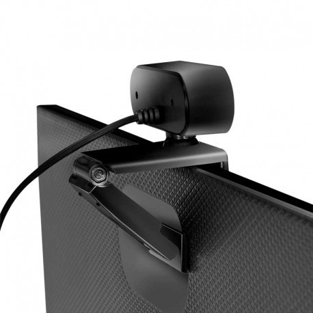Logilink cámara web USB 1280x720p HD, sensor CMOS