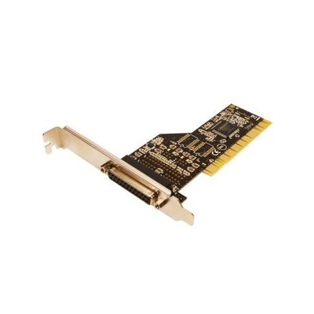 Logilink parjeta PCI 1 puerto paralelo PC0013