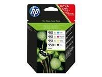 HP cartucho de tinta multipack 950/951XL C2P43AE