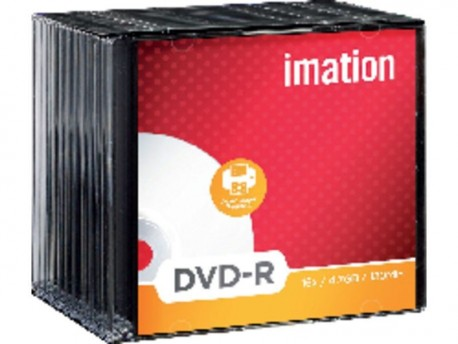 Imation DVD+R 4,7GB 2 unidades blister cartón, pac