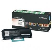 Lexmark tóner negro E260A31E 3.500 páginas