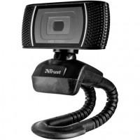 Trust cámara web trino USB 2.0 - 8 Megapíxel 720p