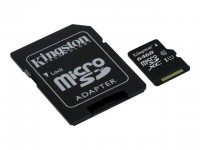 Kingston memoria SD 64Gb Micro 1 adapt CLASS 10 SD