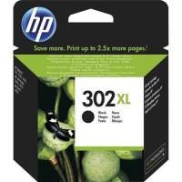 HP cartucho de tinta negro 302XL F6U68A 480 página