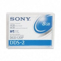 Sony cinta datos 4mm. DDS2-120 DGD120P 2.0Gb a 4.