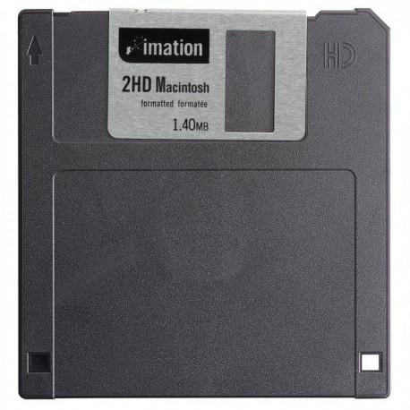 """Imation diskette 3.5"""" 2HD 1,44Mb FMT IBM 10uni."""