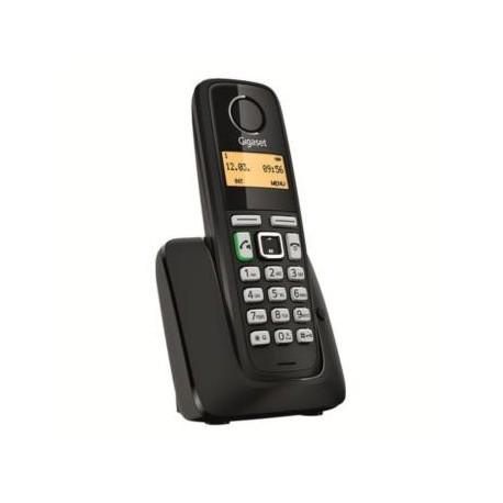 Gigaset teléfono inalámbrico A220 (S30852-H2411-D2